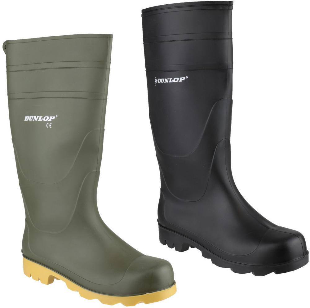 Dunlop Universal Waterproof Wellingtons Boots - Various Colours