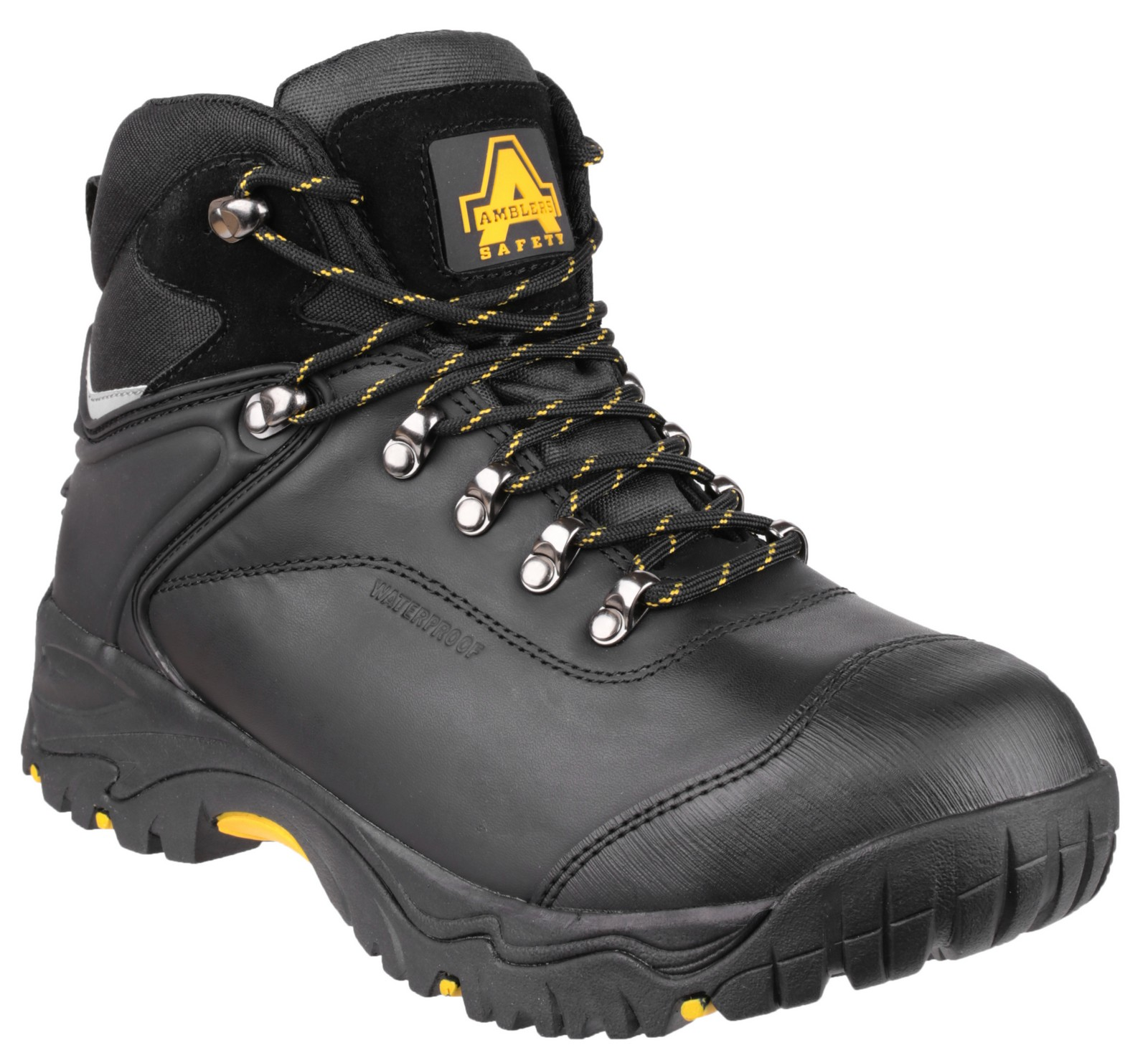 030f906581e Amblers Safety 991 S3 WP Steel Toe-cap and Mid-sole Safety Boots