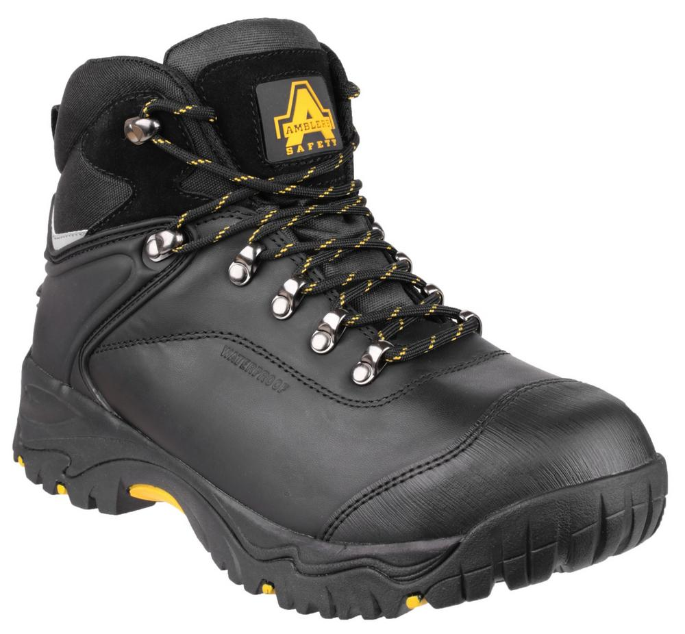 Amblers Safety 991 S3 WP Steel Toe-cap and Mid-sole Safety Boots