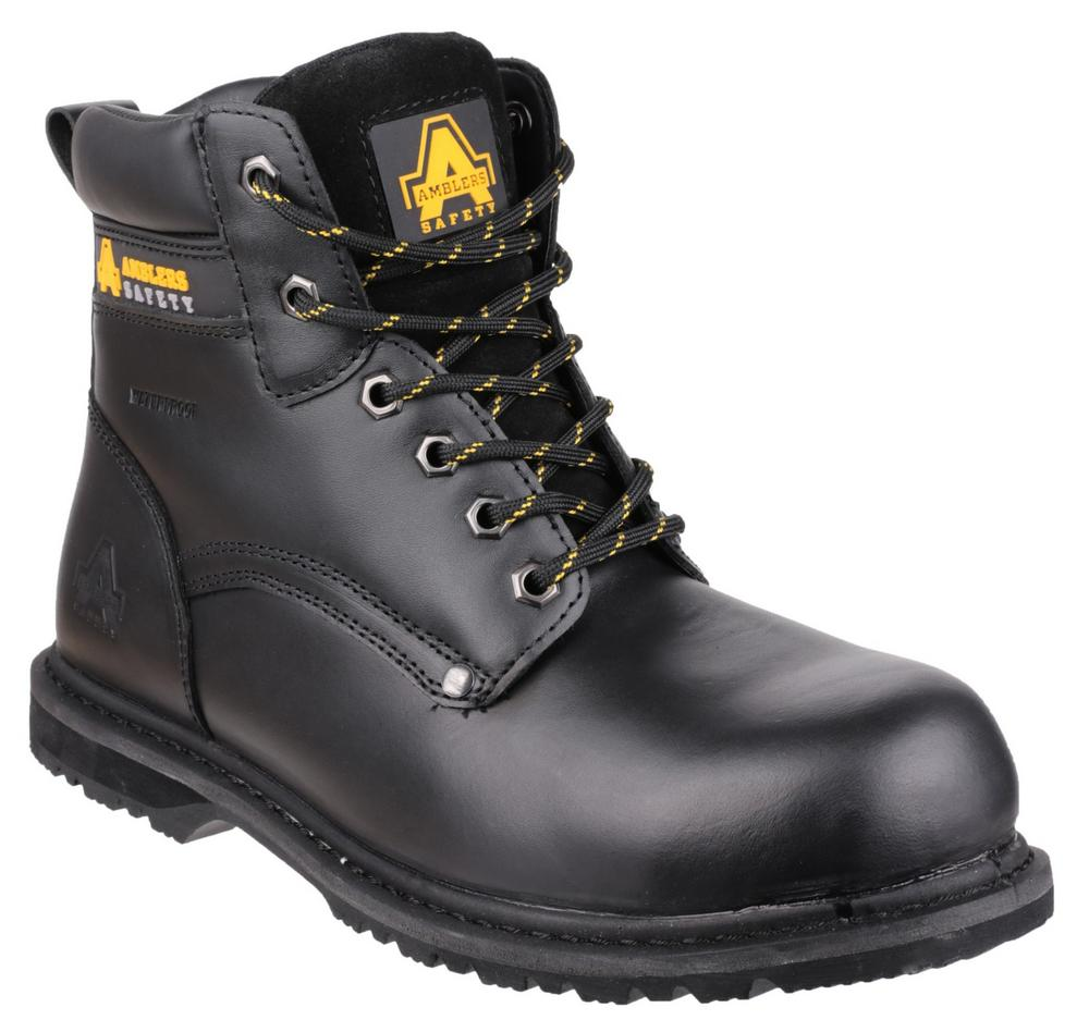 Amblers Safety 146 Welted S3 WP Steel Toe-cap and Mid-sole Safety Boots