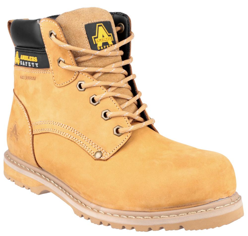 Amblers Safety 147 Welted Steel Toe-cap and Midsole Safety Boot S3