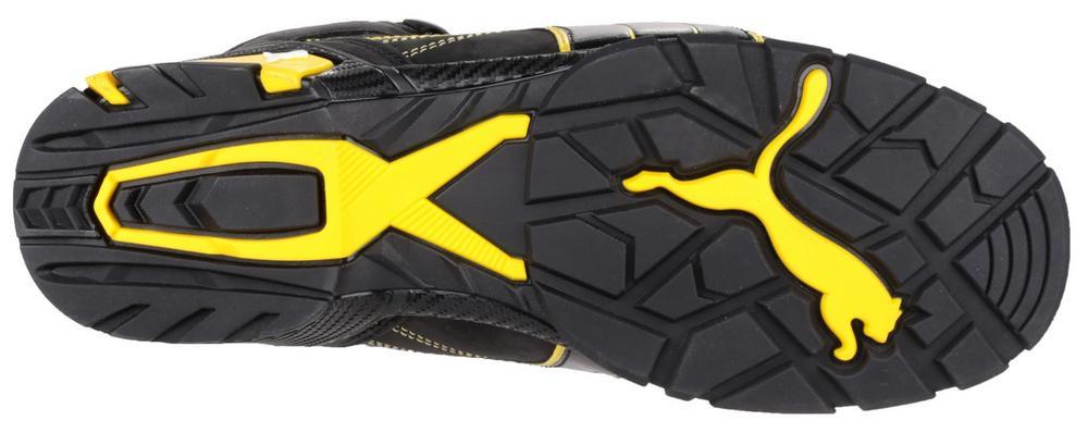 897d6294f46 Puma Safety Amsterdam Mid Safety Footwear Boots - Black. Puma Safety Puma  Safety