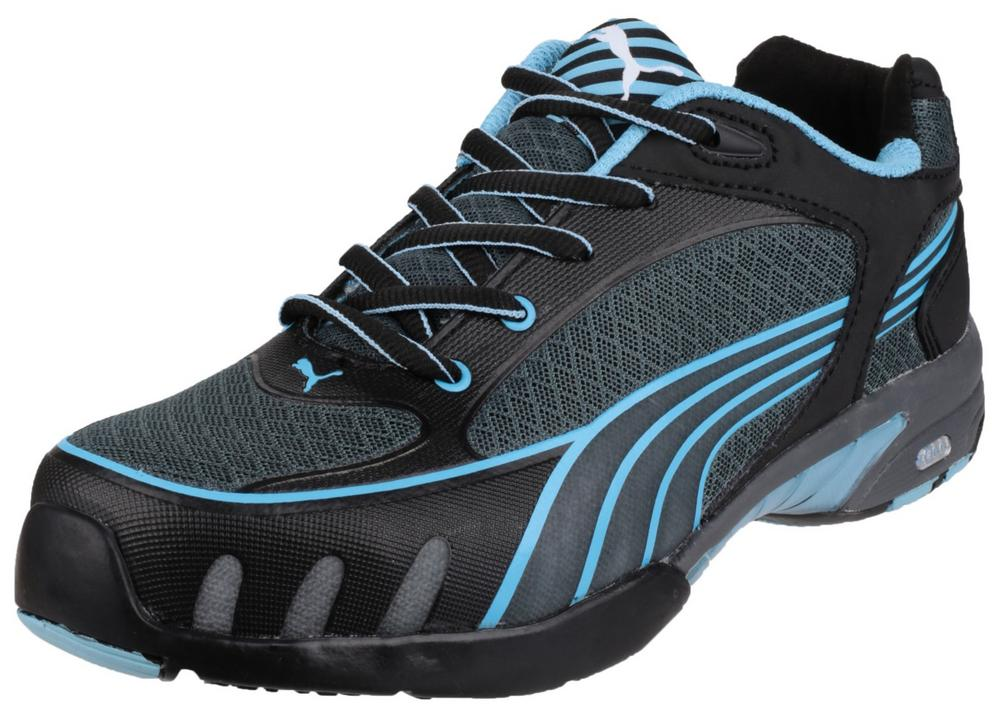 Puma Safety Fuse Motion Safety Shoes Blue
