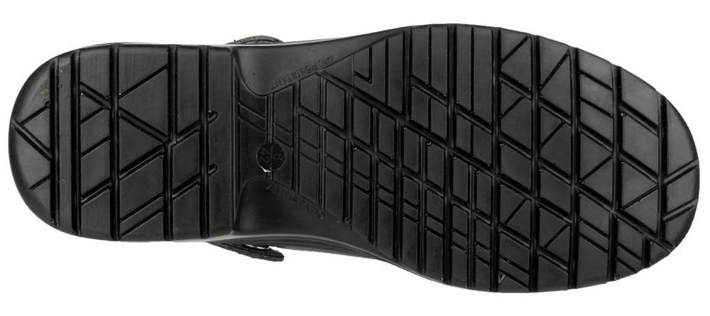 Ambleurs Sécurité Mens Fs514 Style Sabots Chaussures De Sécurité Imperméable Noir pYzncbkOo