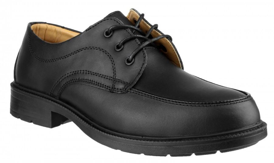 Amblers FS65 Executive Black S1 Safety Shoe