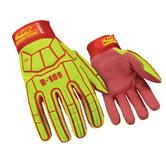Ringer Super Hero R-169 Yellow\Orange Glove 3.5.4.3 Cut 5