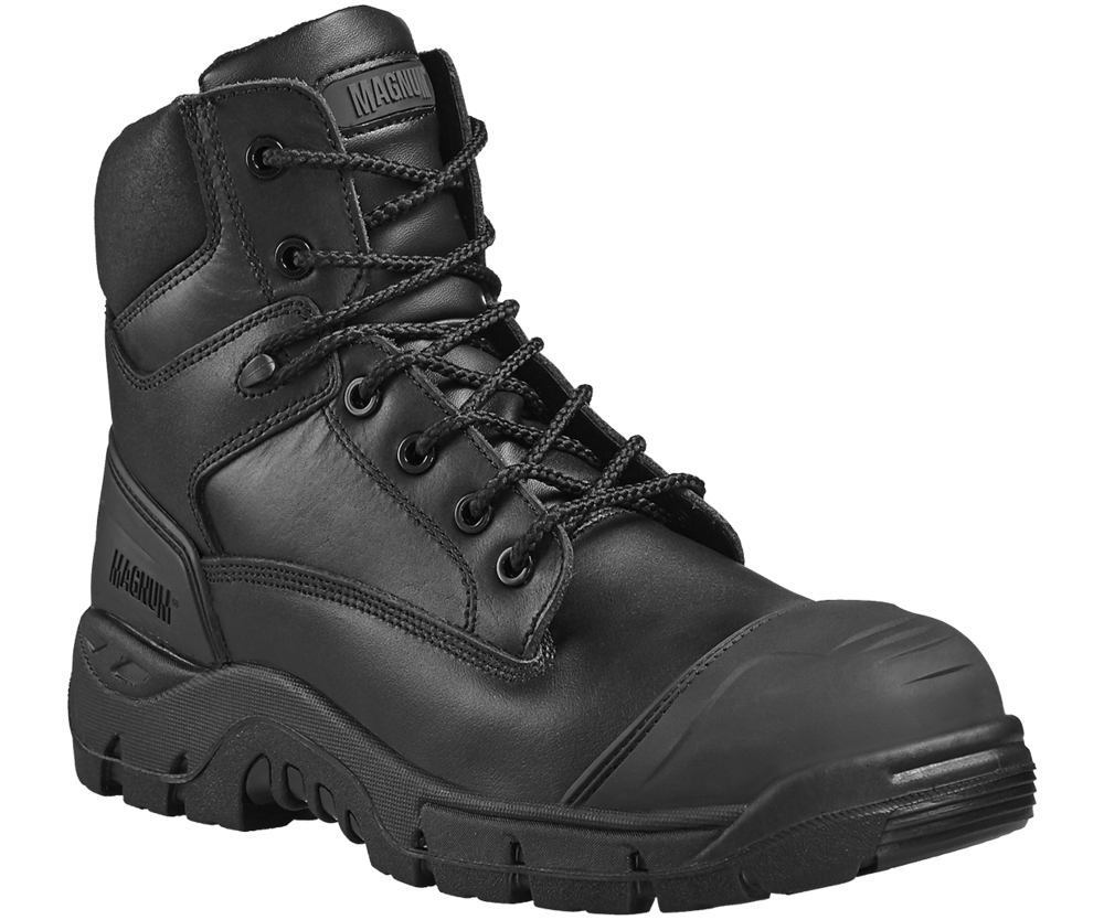 Magnum Roadmaster Composite Leather S3 HRO WR SRC Safety Boots - Size 9UK