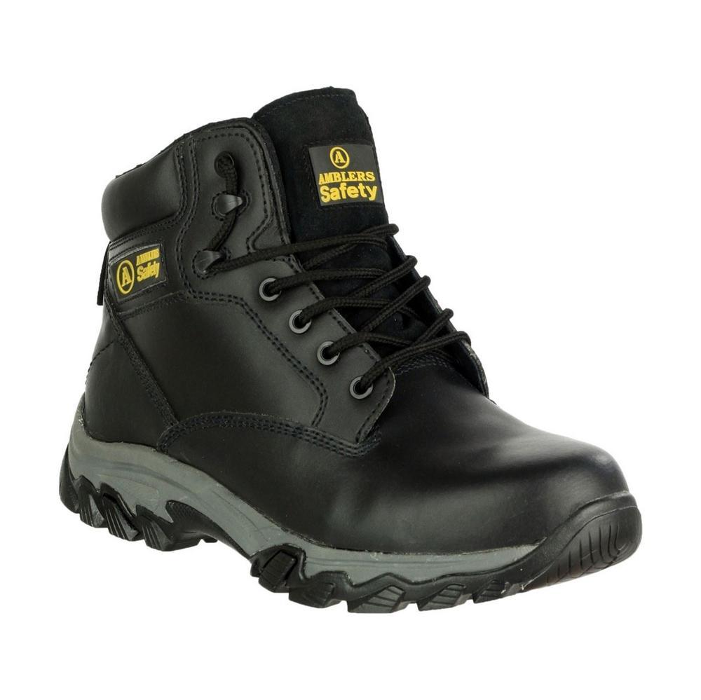 Amblers FS81C Metal-Free Waterproof SB Safety Boot - Black
