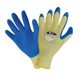 Polyco Reflex K Plus Safety Work Gloves Cut Resistant Latex Coated