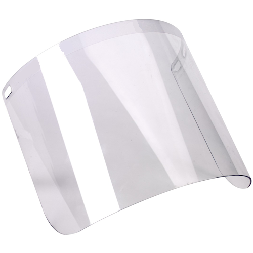 Centurion Clear Face Screen - Triacetate Visor S598 Resistance To High Temperature