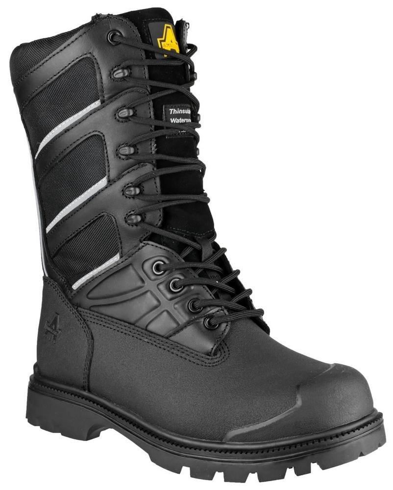 Amblers FS994 Side Zip Waterproof Safety Boot