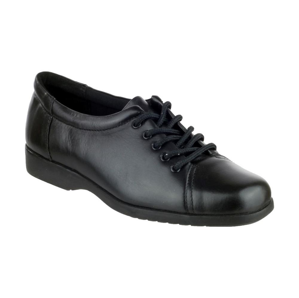 Amblers Fulham Non-Safety Lace Up Womens Shoes