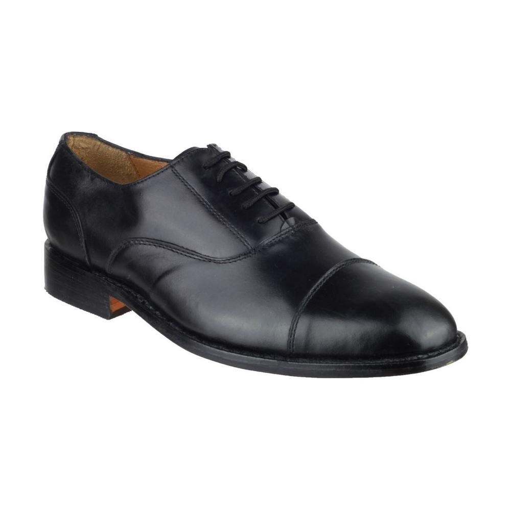 Amblers James Leather Oxford Men's Shoes