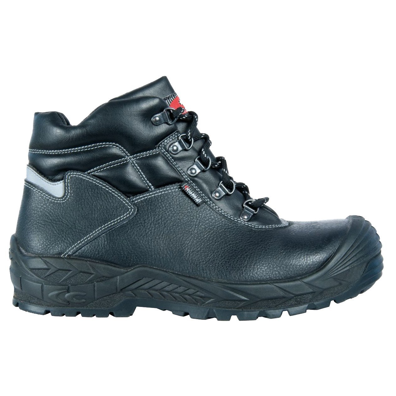 99088736387 Cofra Scaffold Black S3 SRC HRO Non metallic Safety Boots
