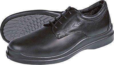 Cofra Boreas S3 Metal Free Italian Leather Black Safety Shoe