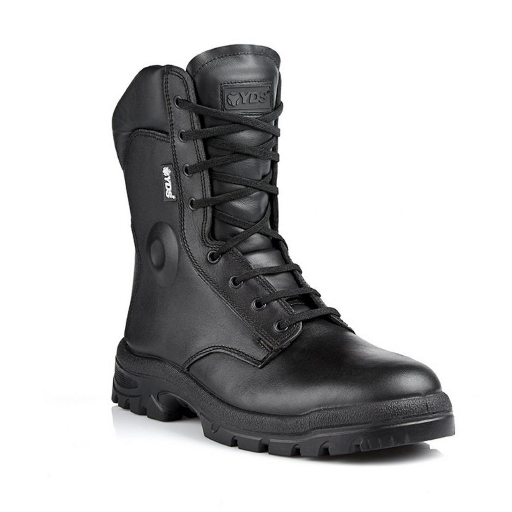 Goliath Public Order Control NFSR1111 Black S3 Safety SRC CR HRO HI CI AN Boot Size UK-11