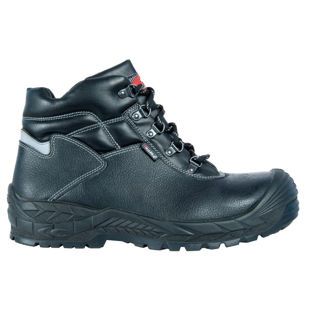 Cofra Scaffold Black S3 SRC HRO Non metallic Safety Boots