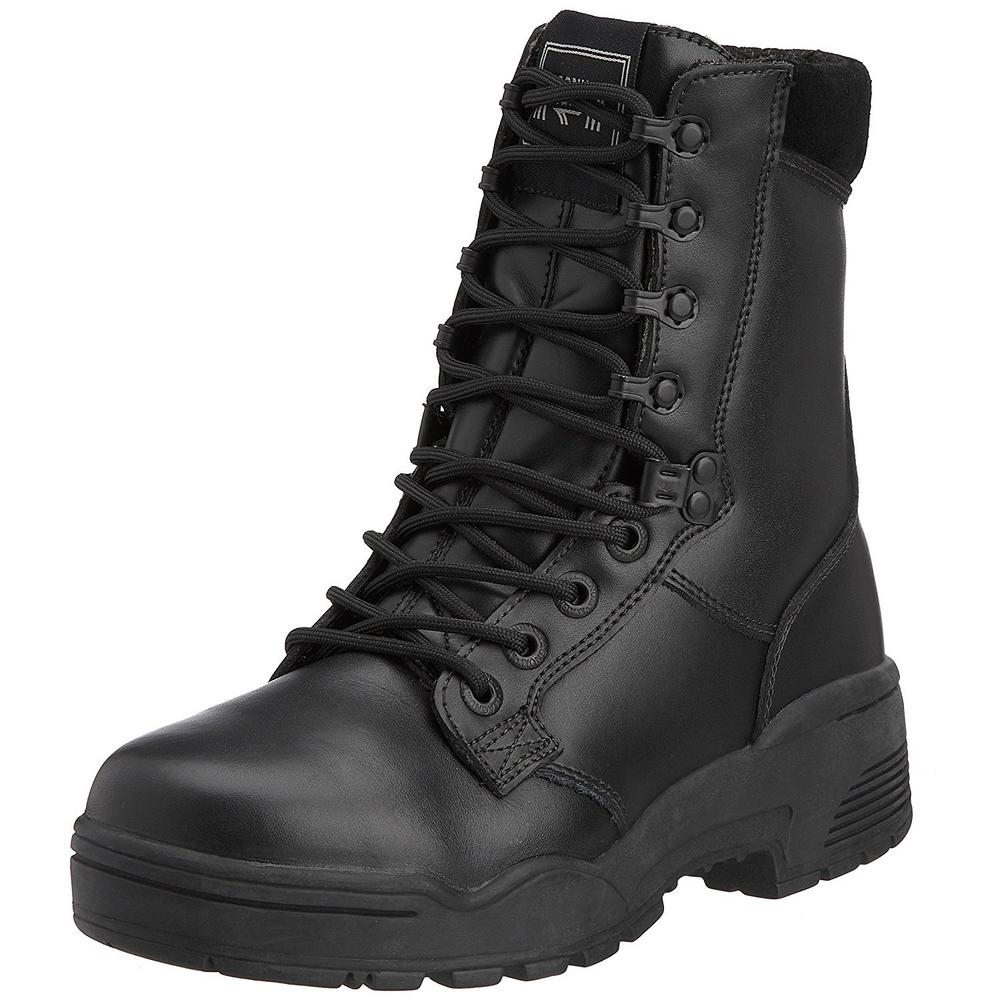 Magnum ProTector ST Unisex S3 Safety Boot Black Leather