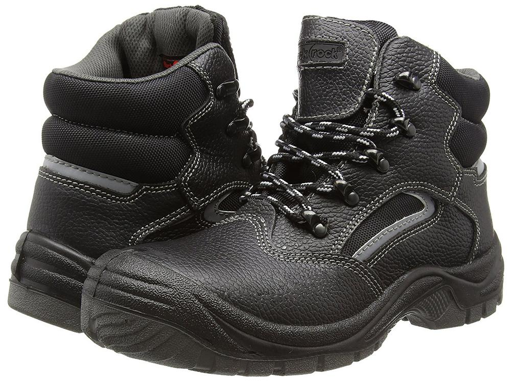Blackrock Lunar SF59 Mens Leather Steel Toe Cap S3 SRC Safety Boots