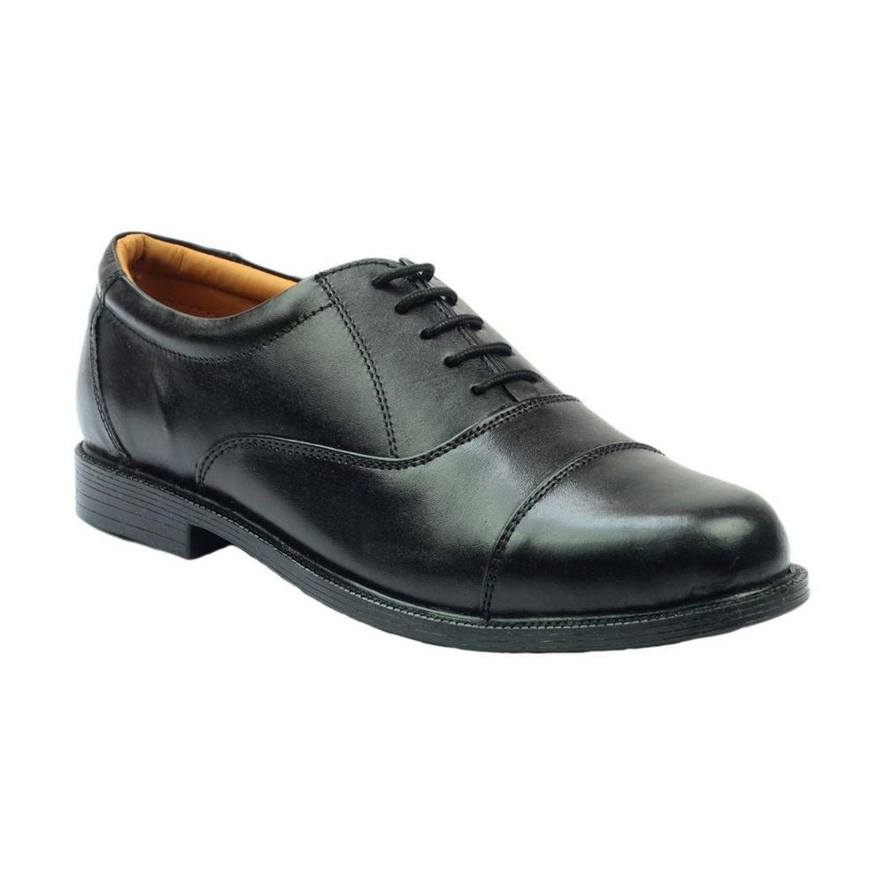 Amblers London Leather Oxford Non- Safety Shoes