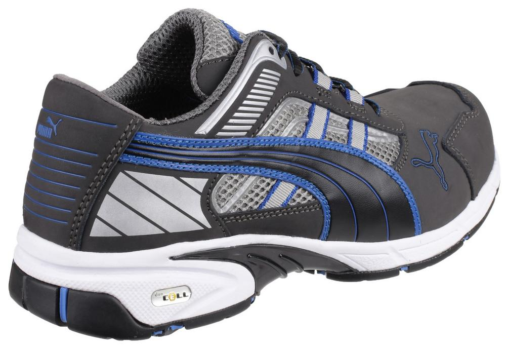 12d63cfc5203 Puma Pace Low Mens Safety Trainers Shoes Metal Free Composite Toe Cap S1-P  SRC. Puma Safety Puma Safety