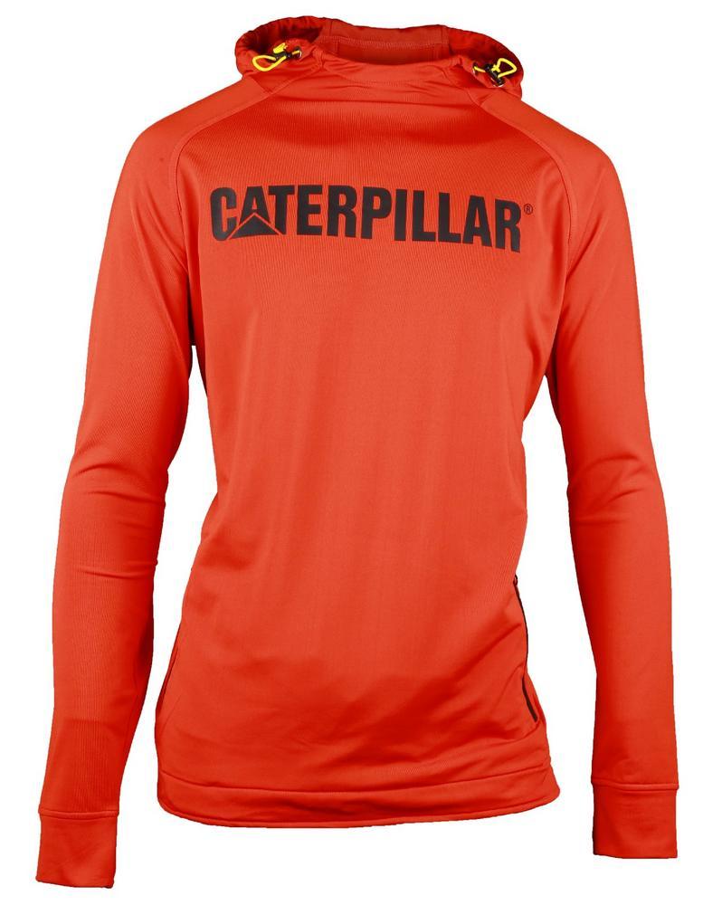 Caterpillar C1910007 Contour Pullover Hoodie Casual Sweatshirt