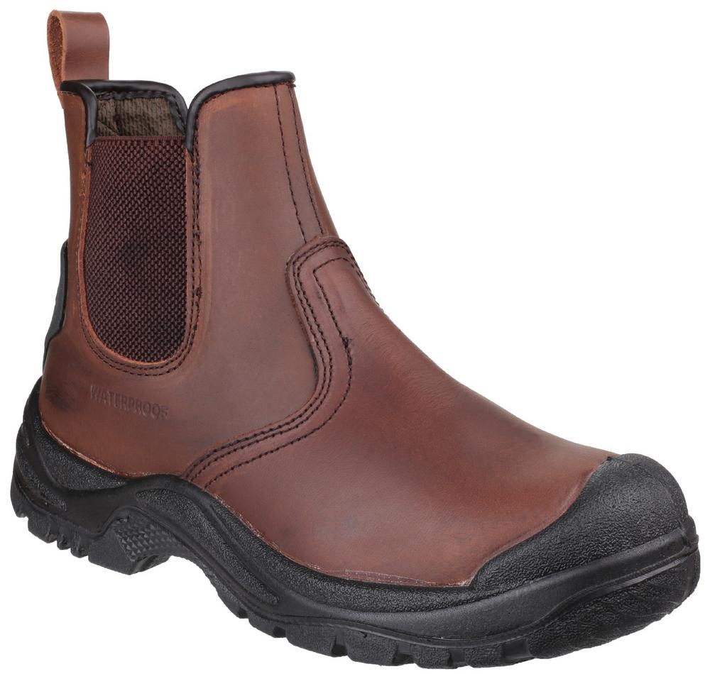 Amblers Safety AS200 Skiddaw Pull on WR+SRC, S3 Safety Dealer Boot