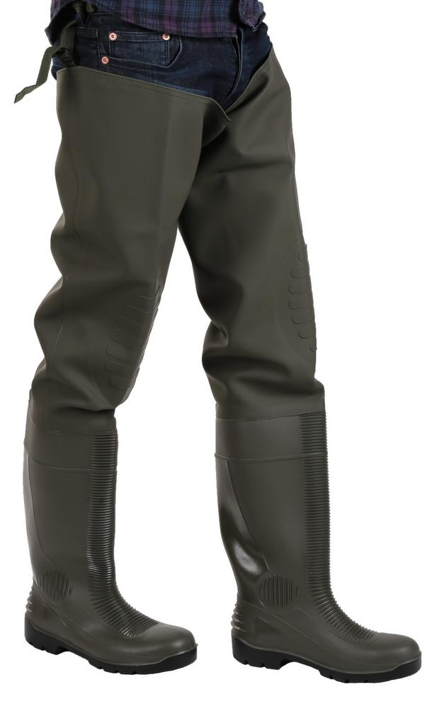 Amblers Safety AS1003TW Forth Waterproof Thigh S5 Safety Wader