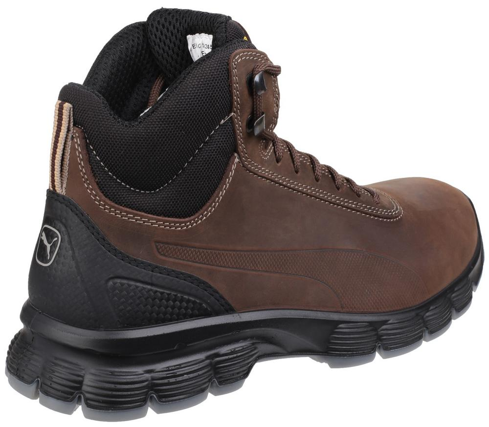 777fc1269ba Puma Safety Condor Mid Lace up Safety Boot