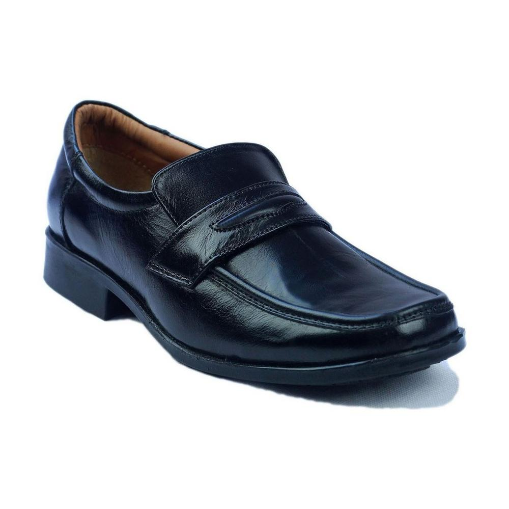 Amblers Manchester Genuine Leather Loafers