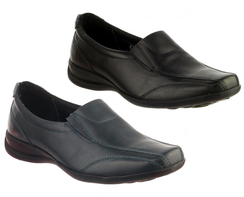 Amblers Merton Womens Slip-on Non Safety Shoes