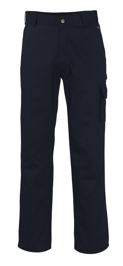 Mascot 00299-430 Grafton Polycotton Reinforced Work Trousers Navy
