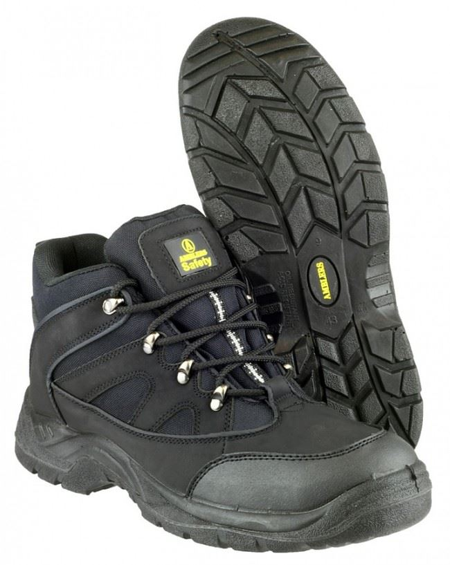 Amblers Steel FS151 Steel Toe Cap Ankle Safety Boots