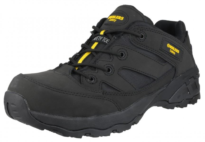 Amblers FS68C Non-Metallic Safety Trainers