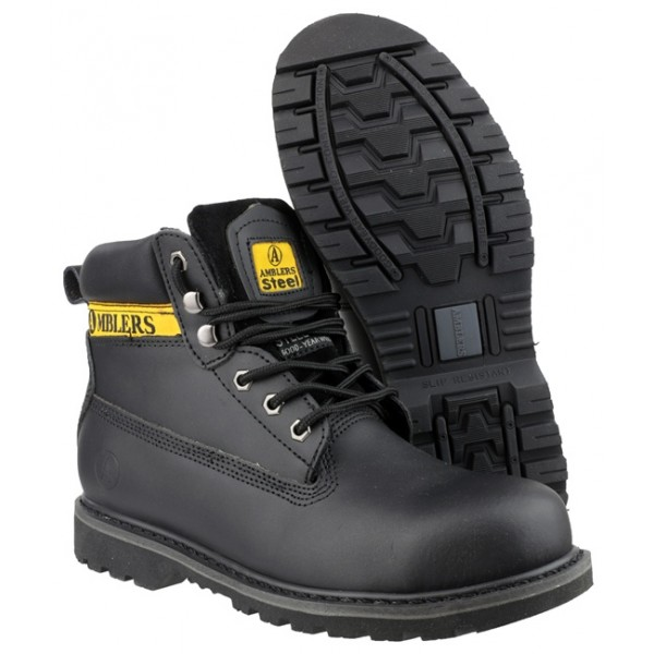 Amblers FS9 Steel Toe Cap Safety Boots