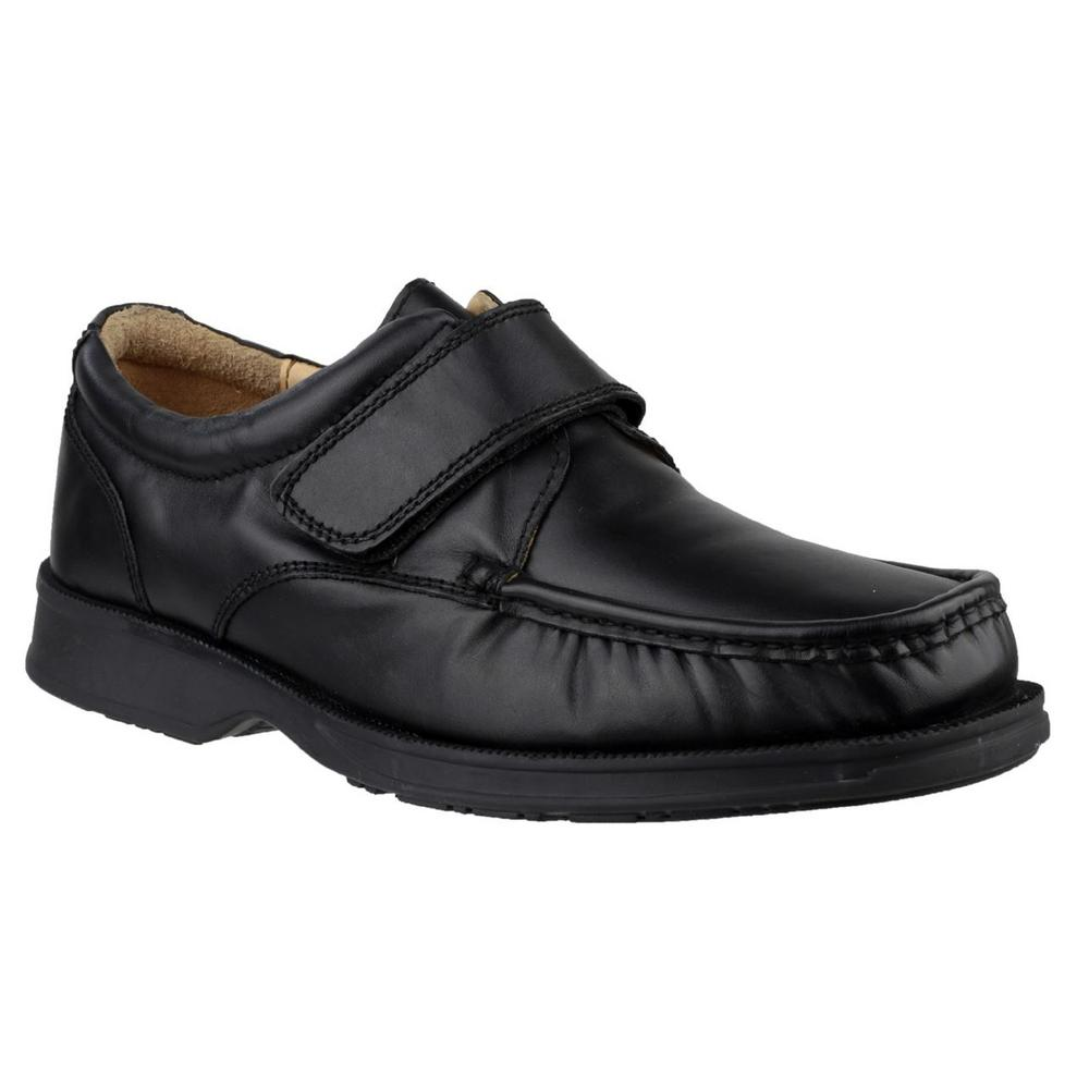 Amblers Timothy Velcro Non-Safety Men's Shoes