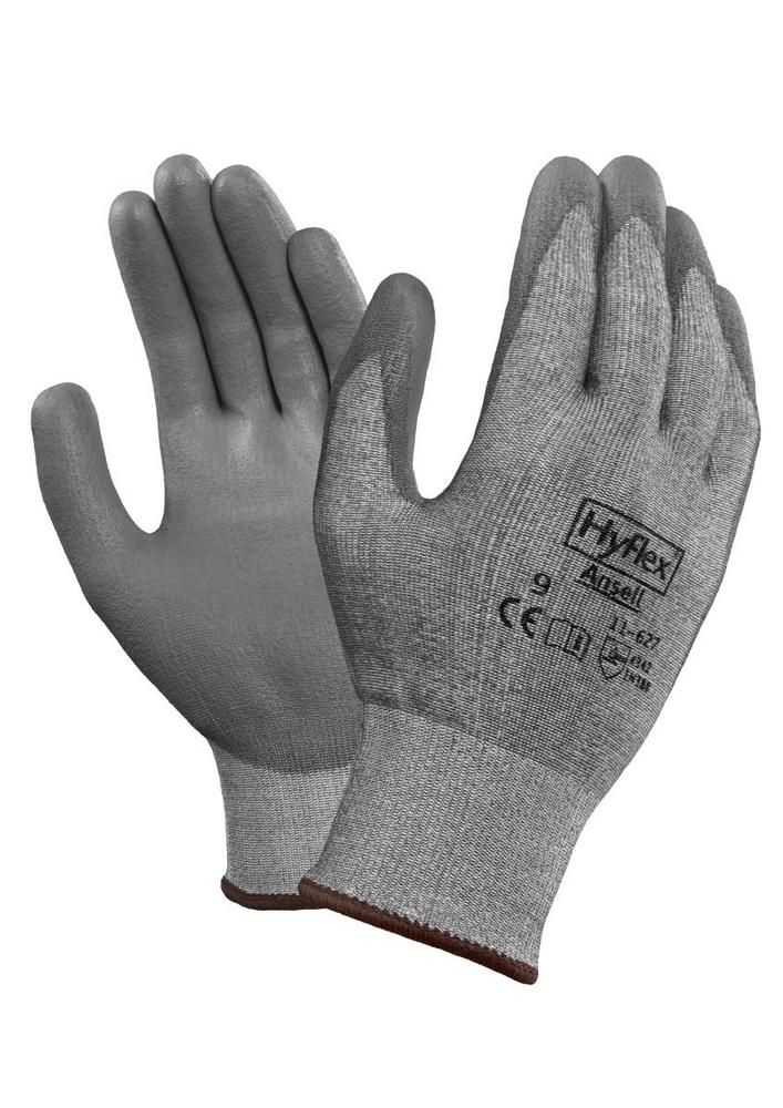 Ansell 11-627 HyFlex Cut Resistant Glove Cut 3 Protection