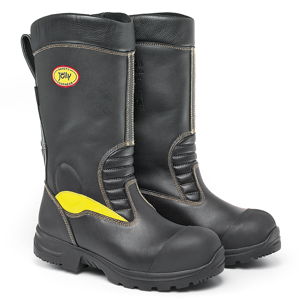 Jolly 9005-GA Firemans Goretex Fireproof Boot