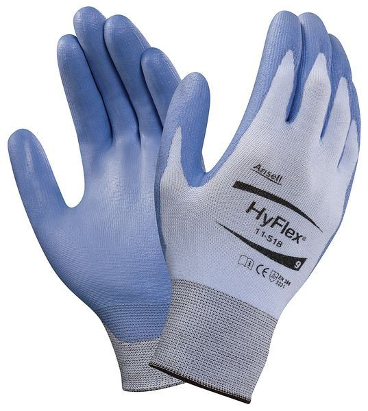 Ansell HyFlex® 11-518 ultra light cut 3 Glove