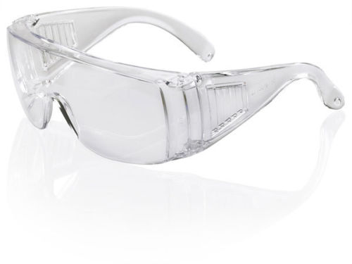Arvello 8154 OverSpec Safety Glasses - Clear