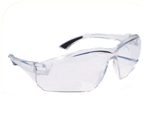 Arvello CPG07 Wrap-Around Safety Glasses - Clear