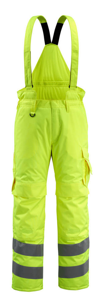 Mascot Workwear Ashford Hi-Vis Winter Trousers 15690-231-17