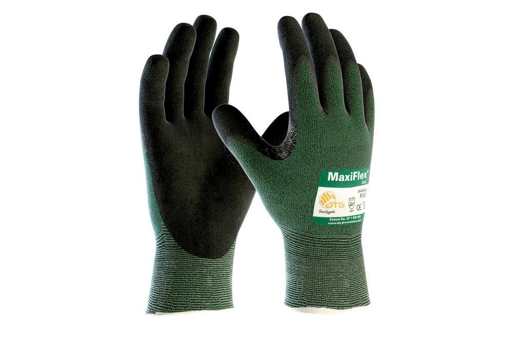 ATG MaxiFlex Cut 3 Nitrile Foam Glove 34-8743