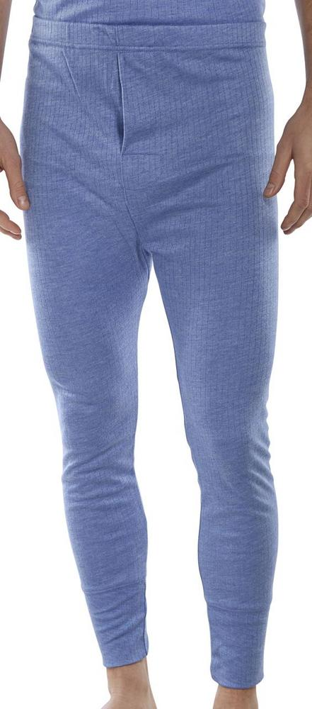 Beeswift Thermal Long John THLJ Blue