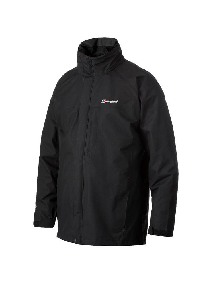 Berghaus RG1 Men's Waterproof Shell Jacket - Black