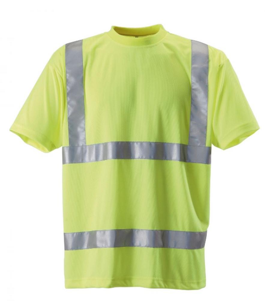 Blackrock 80310 High Visibility T-Shirt Work Security Cycling Sport Short Sleeve