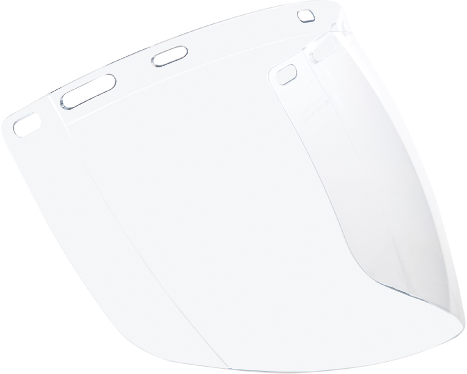 Bolle Sphere Spare Replacement Polycarbonate Faceshield Visor Clear