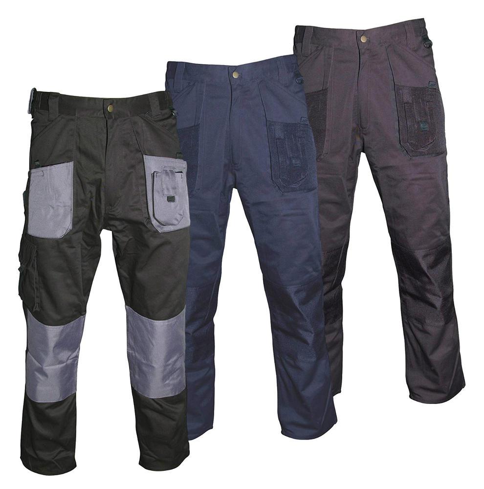 Blackrock Baratec Workman Knee Pad Pockets Stain Resistant Trousers
