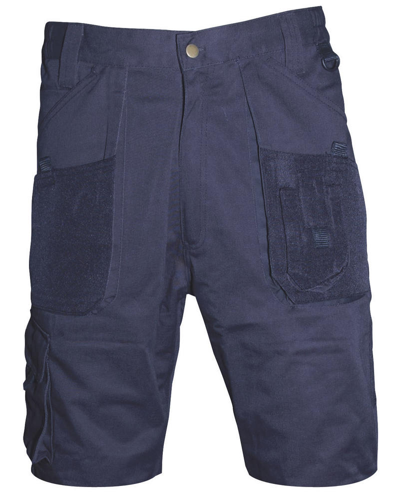 Blackrock BKWMSN Cargo Pants Polycotton Multi Pocket Work Shorts