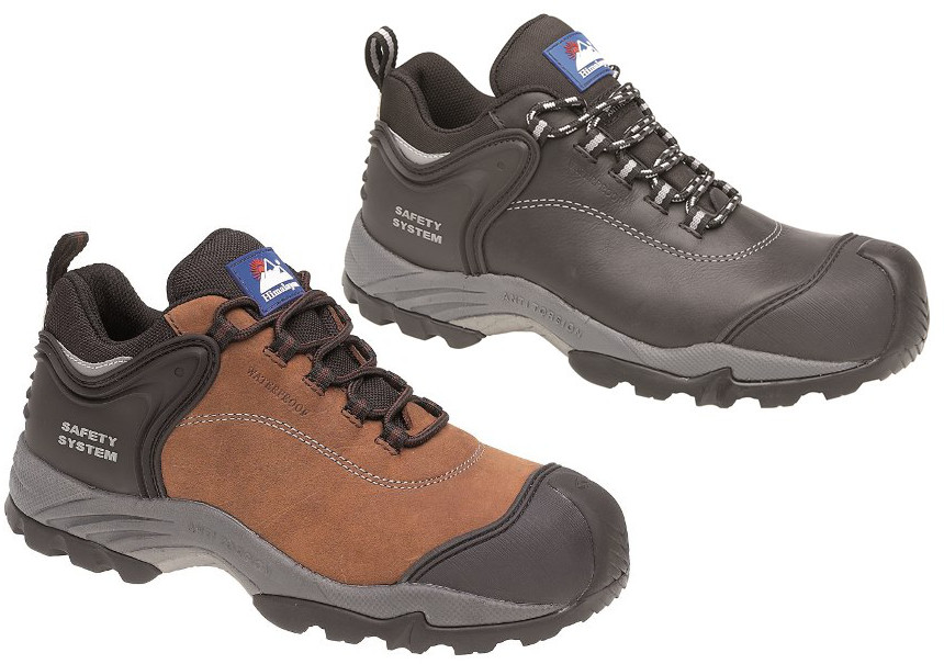 Himalayan Fully Waterproof Shoe Metal Free Cap/Midsole Gravity Sole